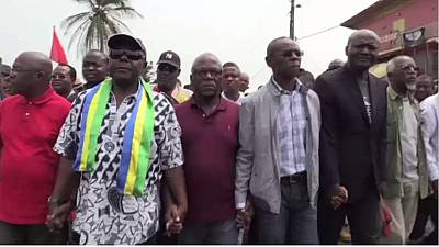 L'opposition gabonaise à la recherche de son candidat