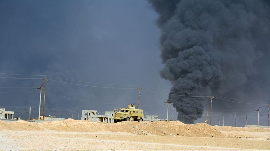 Los peshmerga avanzan hacia Mosul tras liberar una docena de pueblos del control del Dáesh