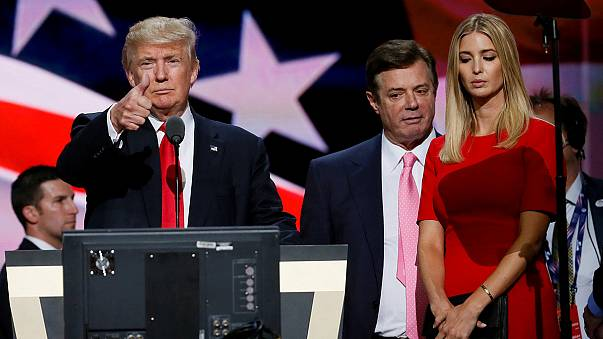 Trumps Wahlkampfleiter Manafort auf ukrainischen Schwarzgeldlisten