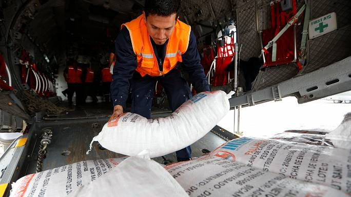 В Перу опасаются роста числа жертв землетрясения