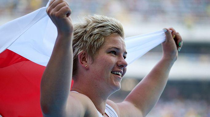 Rio Olimpiyat Oyunlar'ında yeni bir dünya rekoru daha