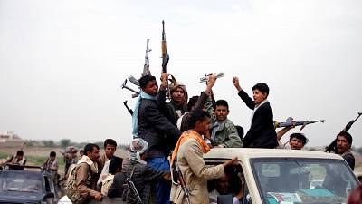 Several dead in air strike on hospital in Yemen
