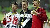 Rio Olympics: Cavendish claims Omnium silver behind winner Viviani