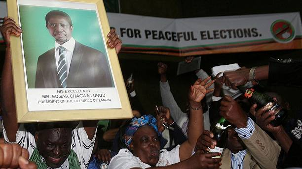 Zambia opposition contest re-election of President Lungu