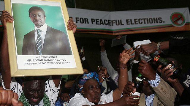 Zambiya'daki Cumhurbaşkanlığı seçimlerinde hile iddiası