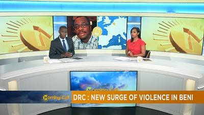 DRC resurgence of violence [The Morning Call]