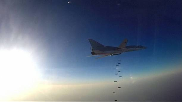 War in Syria: Russia uses Iran airbase for the first time