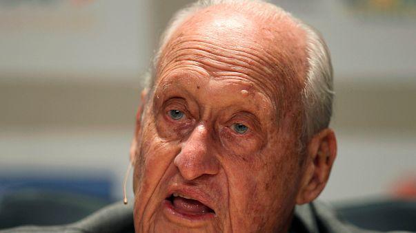 Ex-FIFA president Joao Havelange dies in Rio aged 100