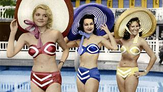 "Últimos días para la ""operación bikini"" en París"