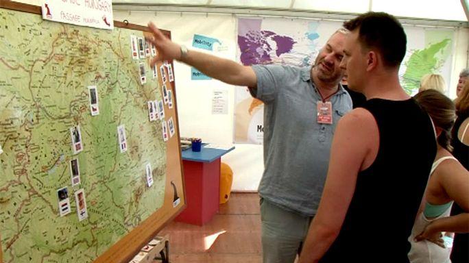 بودابست: مهرجان زيغت يسلط الضوء على أزمة اللاجئين