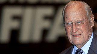 Умер седьмой президент ФИФА