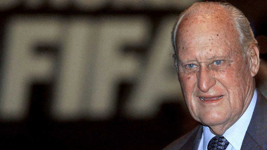 Umstrittener Patriarch:Früherer FIFA-Boss Havelange gestorben