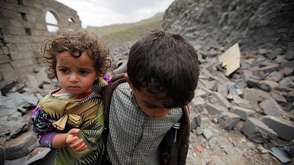 Iémen: Ataque da coligação árabe faz mais de uma dezena de mortos