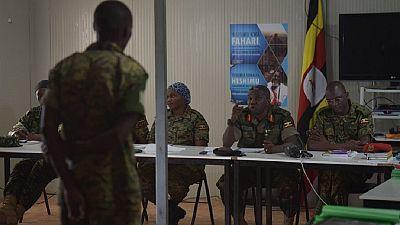 La mission de l'UA en Somalie emprisonne neuf soldats ougandais