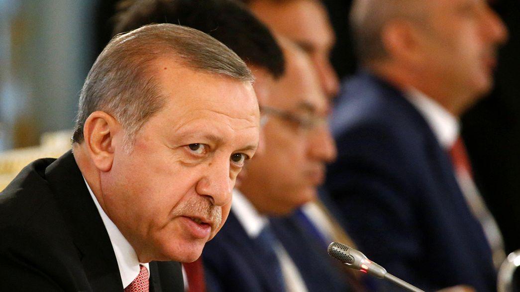 Турция: виновных в попытке переворота ждет нечто более страшное, чем казнь