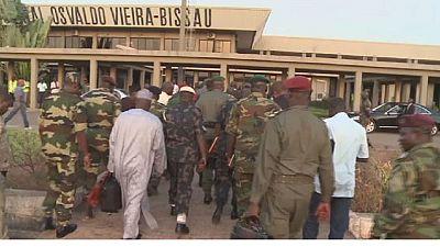 Ecowas force to leave Guinea Bissau