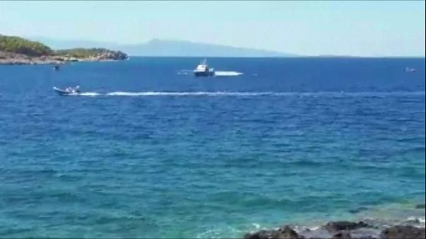 Four die in Greek boat collision near the island of Aegina close to Athens