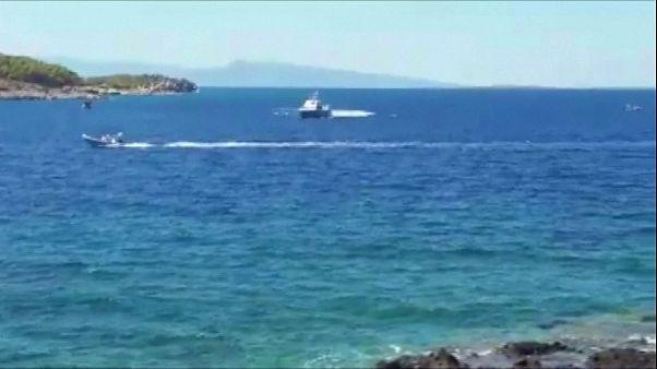 Négy halott a görög hajóbalesetben