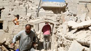 UN 'gravely concerned' over situation in Aleppo