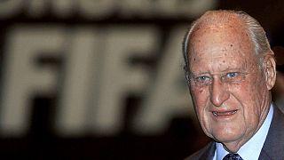 Décès de Joao Havelange, l'ancien président de la FIFA