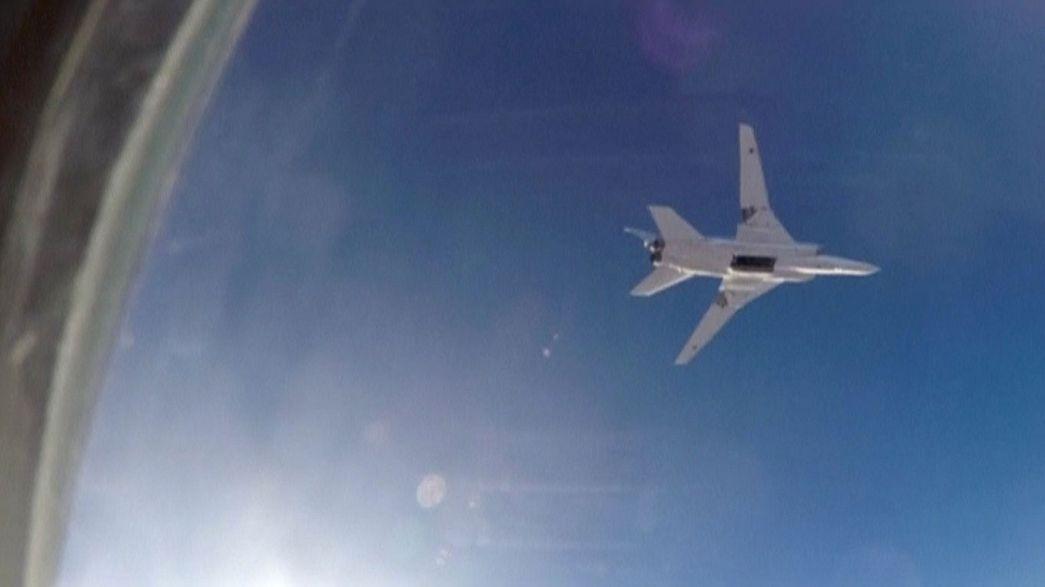 Rus savaş uçakları ilk kez İran'dan havalandı