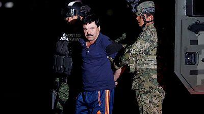 Sohn von Drogenboss El Chapo entführt