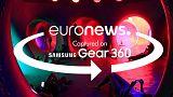 Timelapse videó a Sziget-fesztiválról