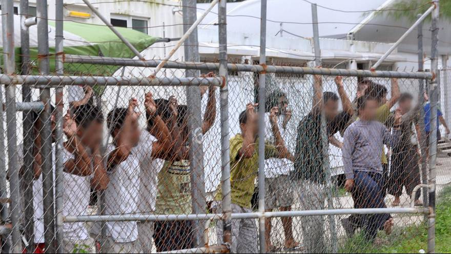 Australien schließt umstrittenes Flüchtlingslager in Papua-Neuguinea