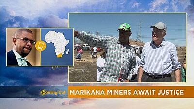 Delayed justice for Marikana victims [The Morning Call]