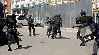 Security forces in DRC disperse protesters with tear gas and warning shots