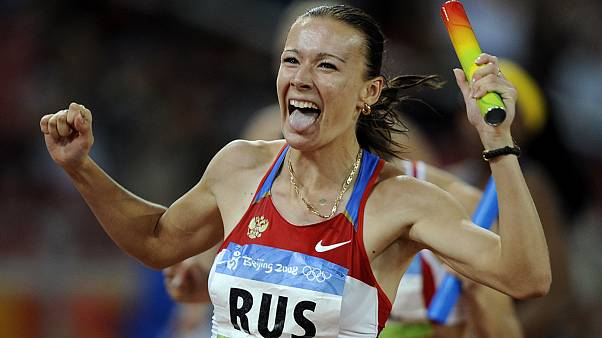 Russia stripped of Beijing Olympic relay gold for doping