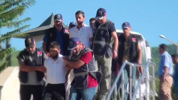 Tens of thousands of prisoners freed in Turkey