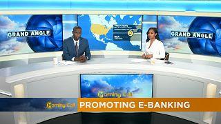 Promouvoir la banque en ligne [The Morning Call]