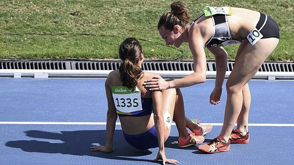 The Olympic Spirit: sometimes winning is not about medals