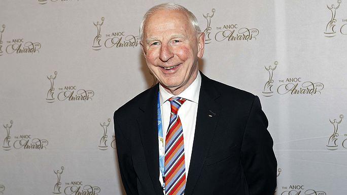 Jegyüzérkedett az Ír Olimpiai Bizottság elnöke