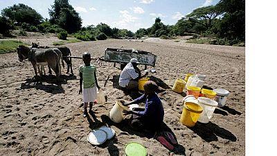 Mozambique: un réservoir d'eau en prévision de la saison des pluies