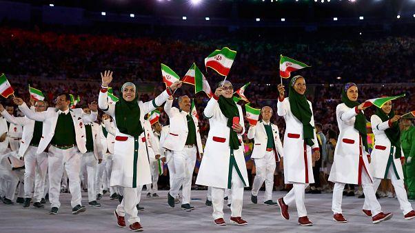 عملکرد ورزشکاران ایرانی در رقابتهای المپیک ریو؛ همراه با یورونیوز