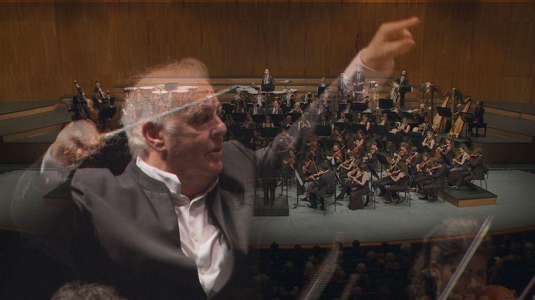 Barenboims West-Eastern Divan Orchestra: Der Nahe Osten in der Musik vereint