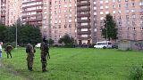 Kaukázusi szélsőségeseket lőttek le Szentpétervárott