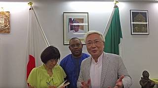 Japanese promises 'cash for gold' to Nigerian football team in Rio