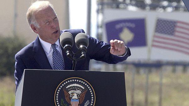 Kosovo: une visite sous le signe de l'émotion pour Joe Biden