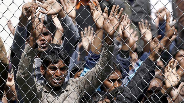 Yunanistan yeni mülteci akınına hazırlık yapıyor