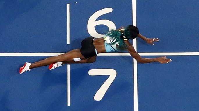 Rio'da 'uçarak' altın kazanan atlet olay anını anlattı
