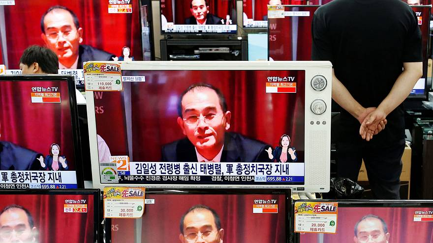 Nordkoreanischer Spitzendiplomat läuft zu Südkorea über