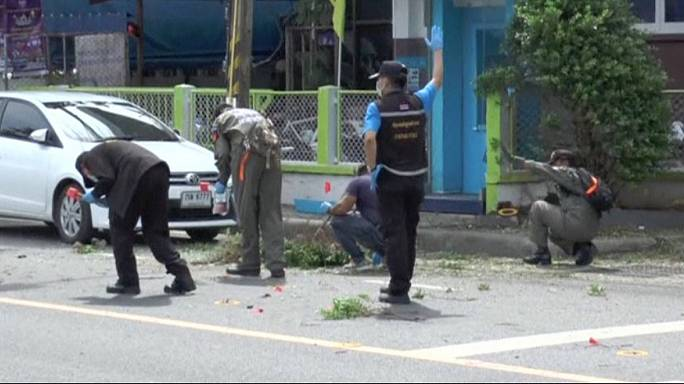 Attentats en Thaïlande : 15 arrestations