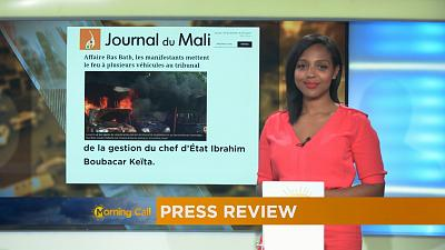 Press Review of August 18, 2016 [The Morning Call]
