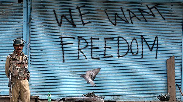 India: los separatistas de Cachemira piden la intervención de la ONU