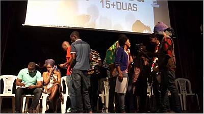 Angolan activists denounce dos Santos, urge him to step down