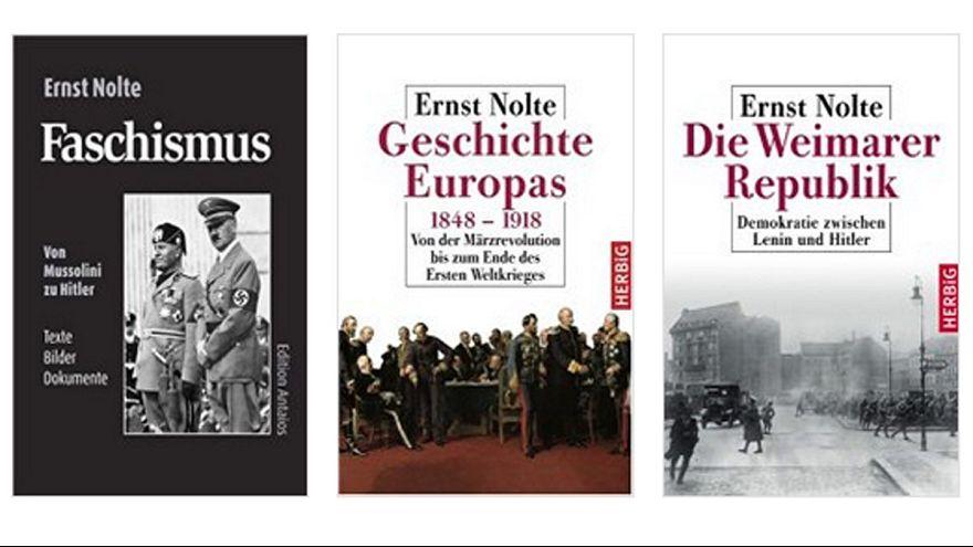 Ernst Nolte - Auslöser des Historikerstreits - mit 93 gestorben