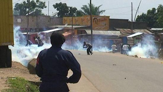 RD Congo : un mort par balle au cours d'une manifestation [no comment]